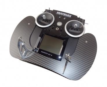 Senderpult Cockpit SX7 & SX9  Carbon  2mm Montageset