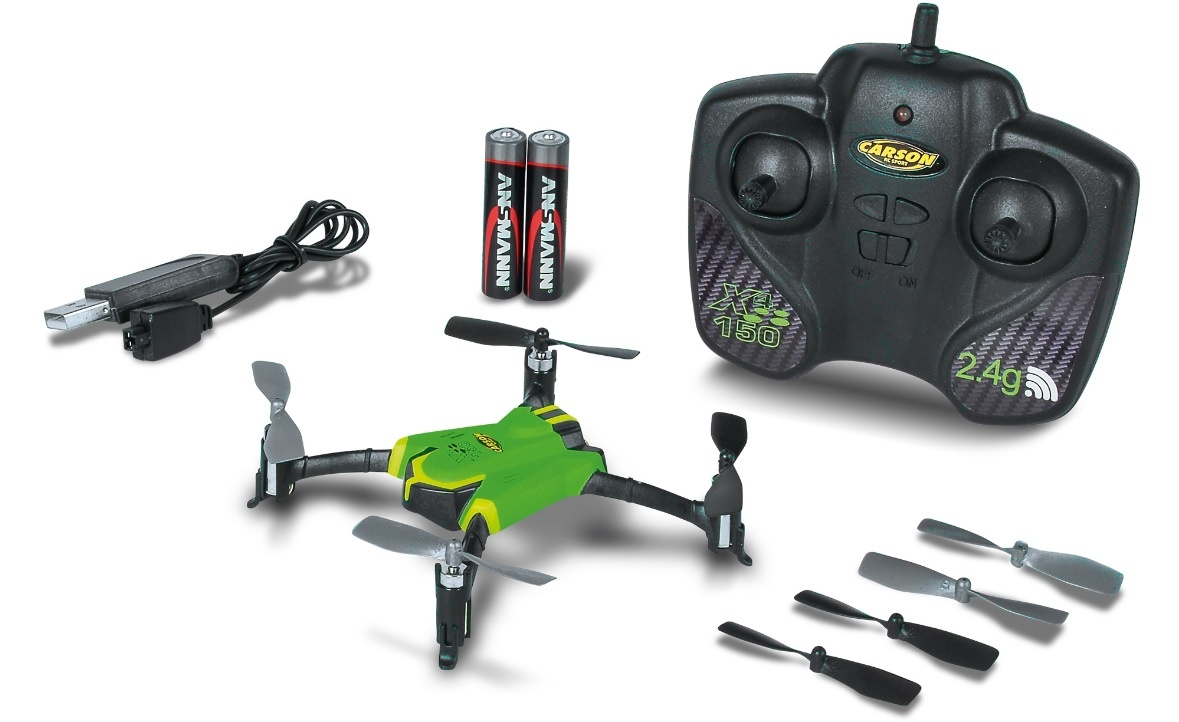 X4 Quadcopter 150 Sport 2.4GHz 100% RTF