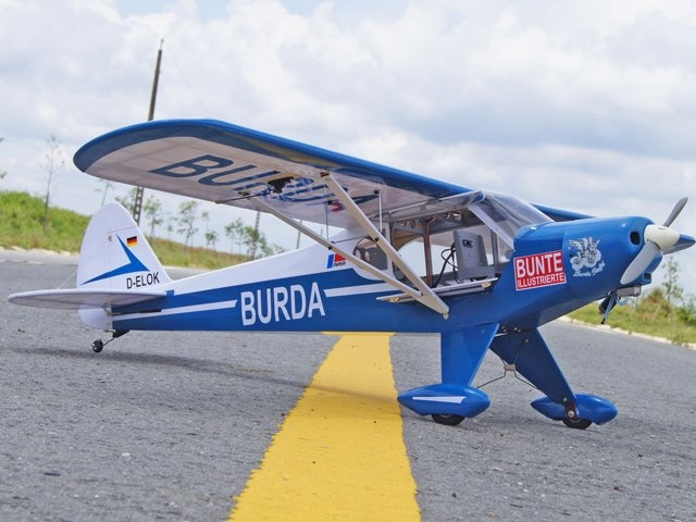 Super Cub (Burda Staffel) 1620mm
