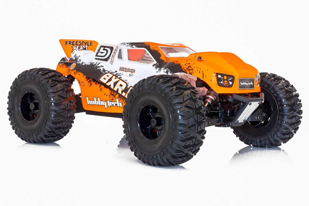 BRX Monstertruck 1:10 Brushless 4WD ARTR