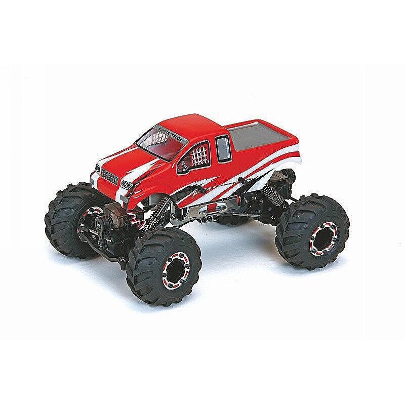 PUNISHER XXS 4WD Crawler