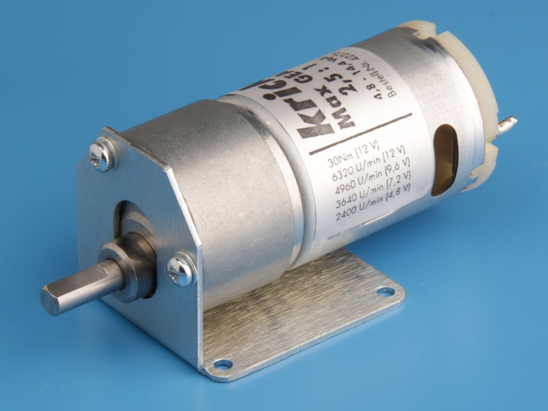 MAX Gear Getriebemotor 2,5:1