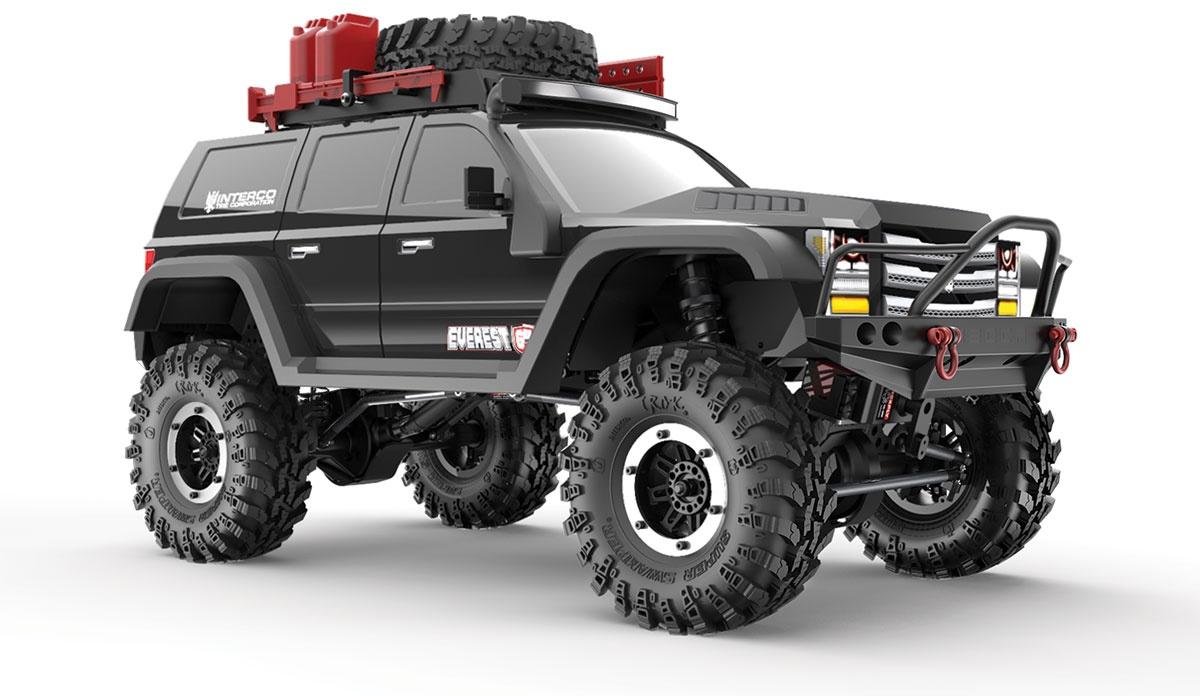 RC Crawler Gen7 PRO - BLACK EDITION