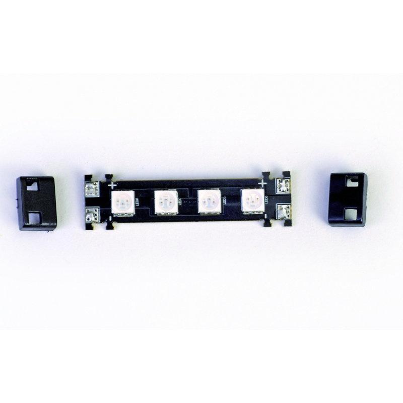 LED PCB 9-17V rot