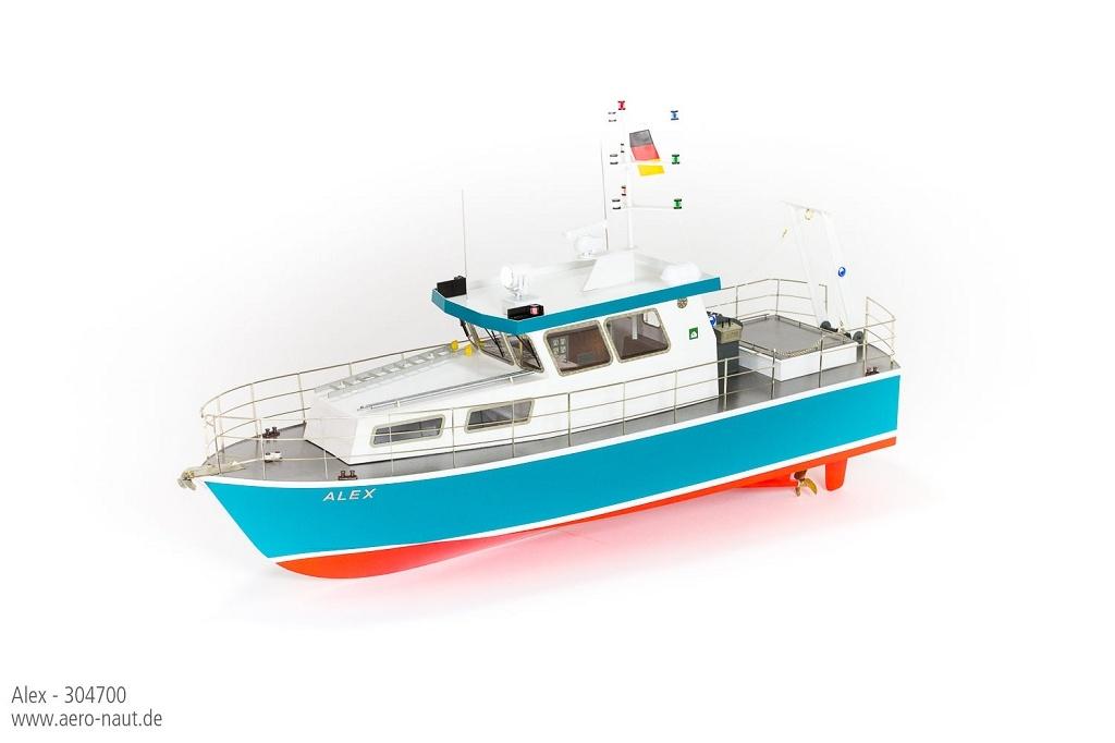 Alex Mehrzweckboot