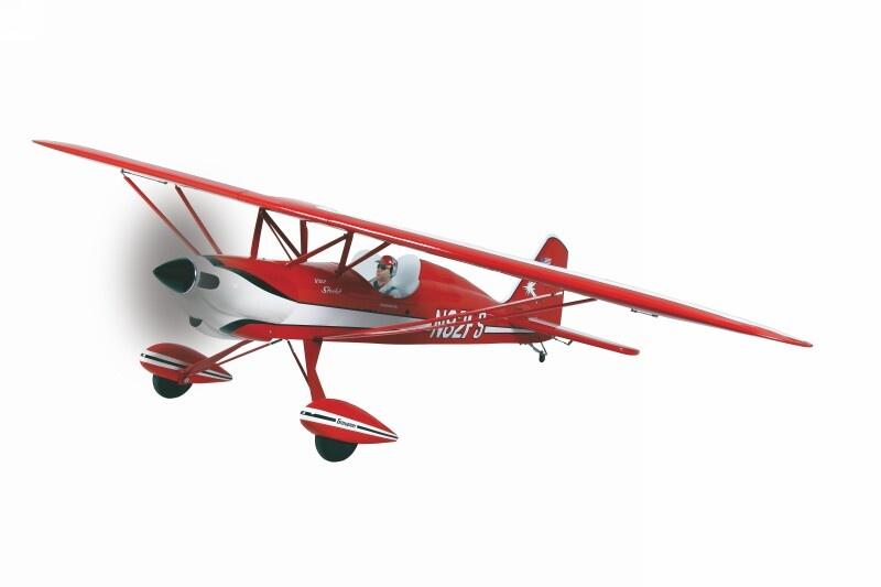 WP STARLET 2400 RC Motor Flugmodell