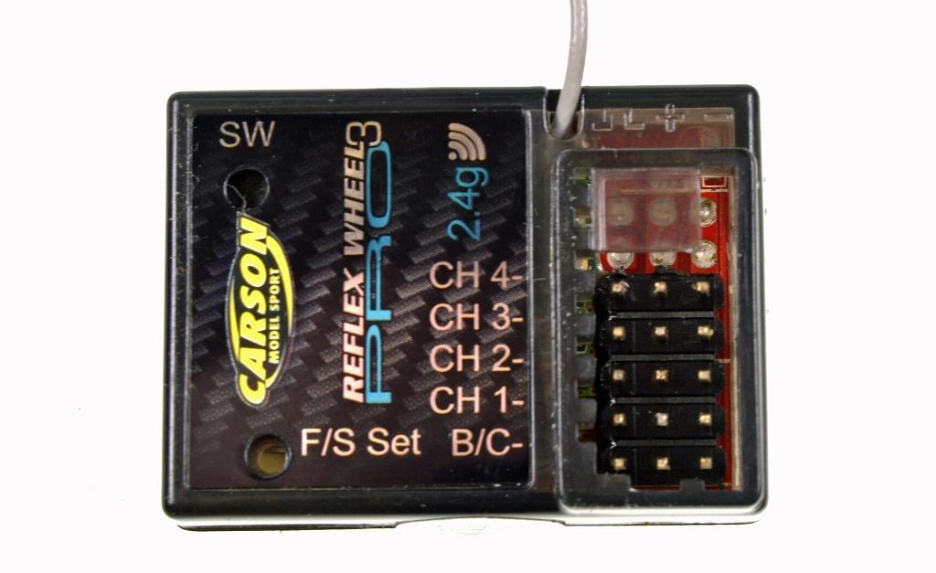 Empfänger Reflex Wheel PRO3 2,4GHz