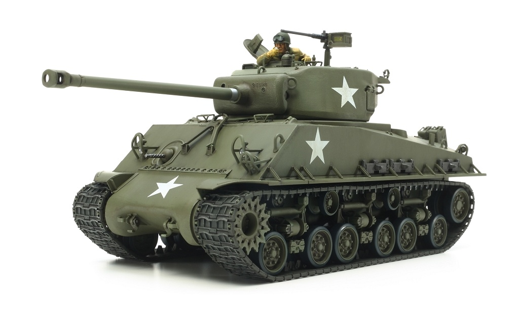 1:35 US M4A3E8 Sherman Easy Eight