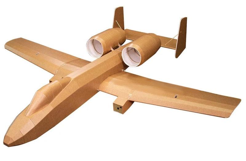 FT A-10 Warthog Elektromotorflugzeug (1537mm)