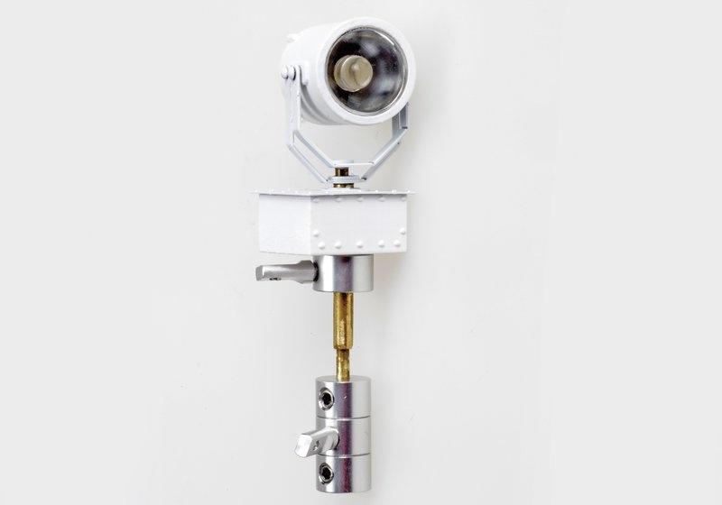Scheinwerfer 15mm verstellbar