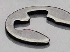 Sicherungs-Scheiben 10 Stück für M 2.5