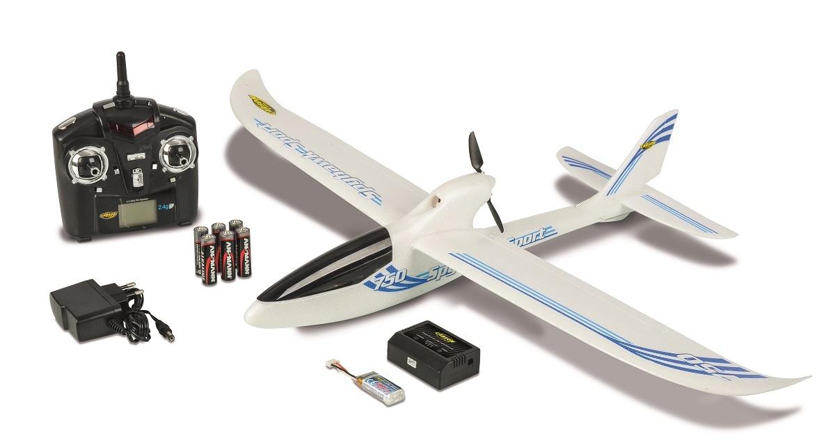 Spyhawk Sport 750 2,4G 100% RTF