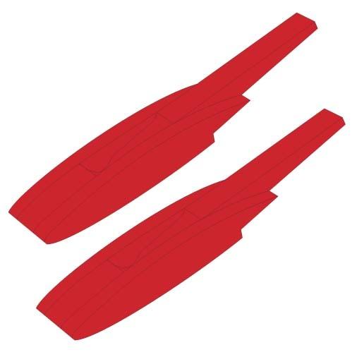 Schwimmerbausatz Magnum XL, rot