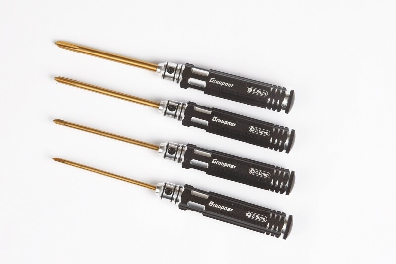 Head Screwdriver Set Kreuzschlitz