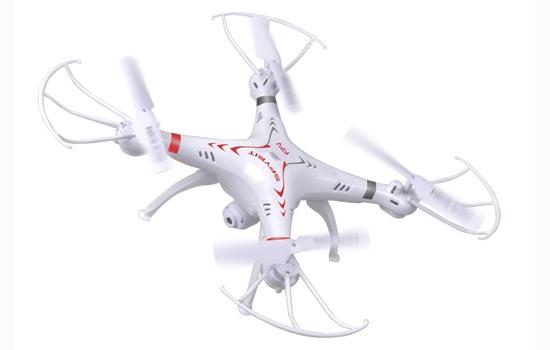 T2M Spyrit FPV Quadrocopter RTF