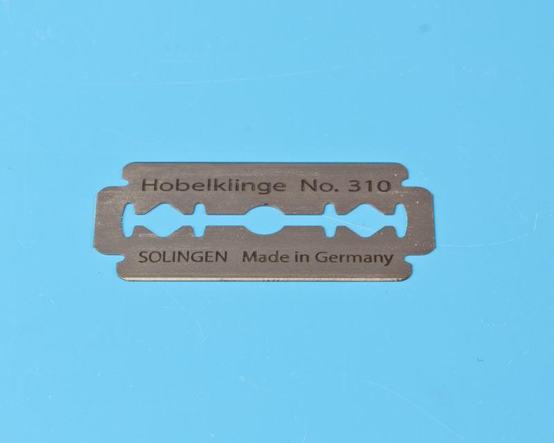 Hobel-Klingen 0,3 mm, 5 Stück