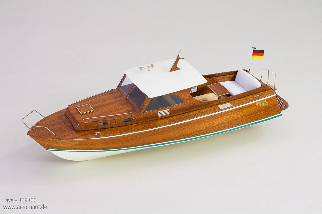 Diva Kajütboot