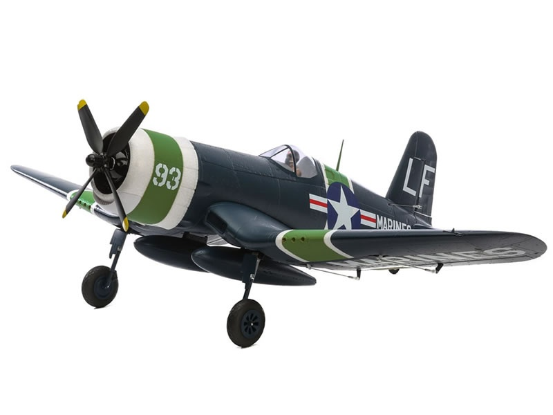 E-flite F4U-4 Corsair AS3X 1200mm BNF Basic