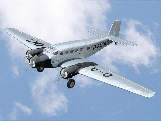 PICHLER Junkers JU 52 1630mm ARF
