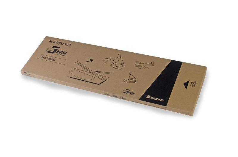 Vector Boards 1000 x 300 x 30 mm 1 Stück