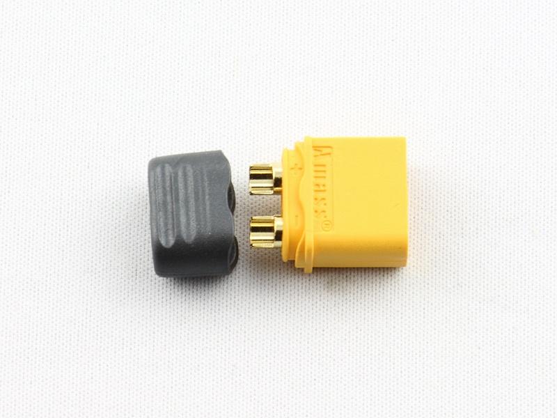 XT-60+ Stecker 3,5mm (gold) / Reglerseite
