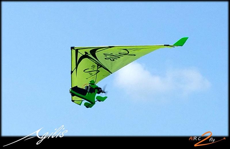 AGILIS incl. Pilot Ralli
