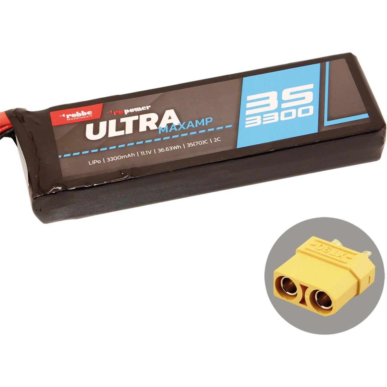 Ultra Max Amp 3S 3300mAh