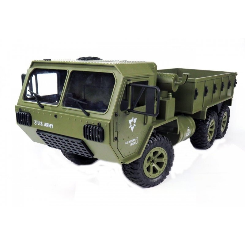 US Military Truck 1:12 6WD 2,4 GHz FPV