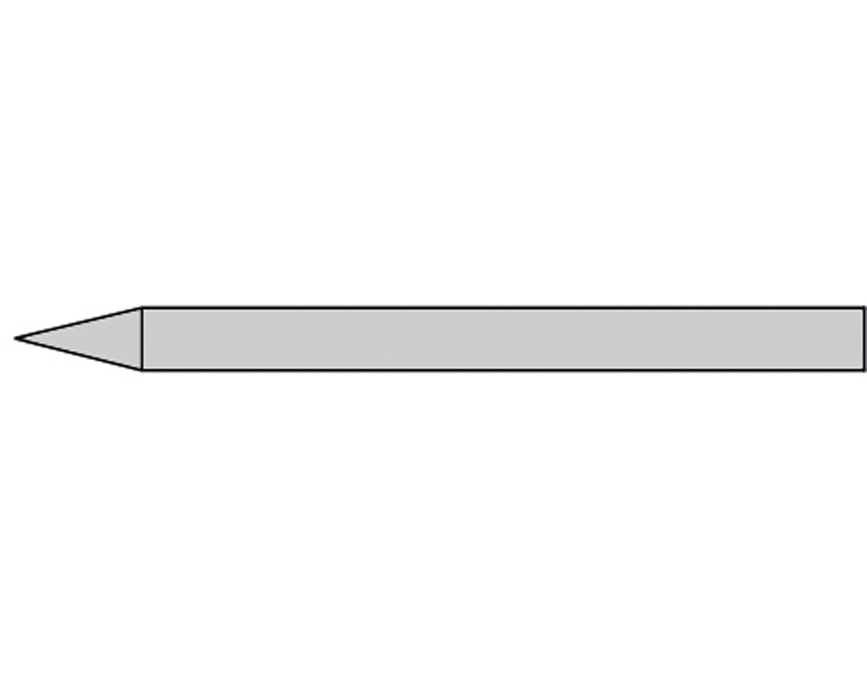 Lötspitze 4 mm LONGLIFE - Bleistiftform