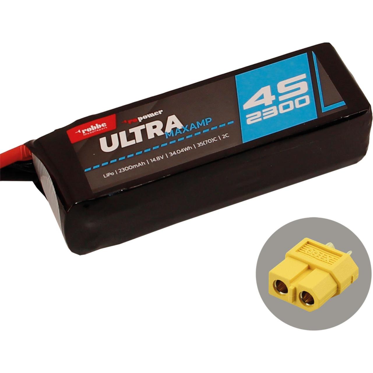 Ultra Max Amp 4S 2300mAh
