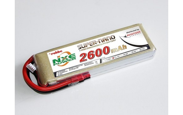 LiPo Akku robbe NXE-Power Evo 3S 2600 mAh 20C