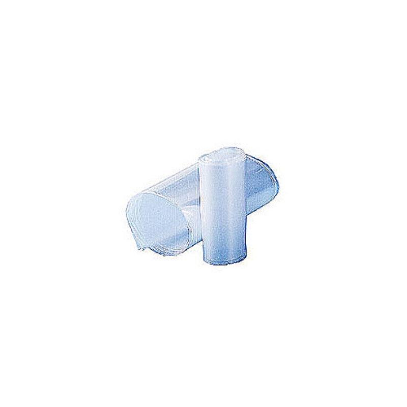Schrumpfschlauch 60mm, transparent