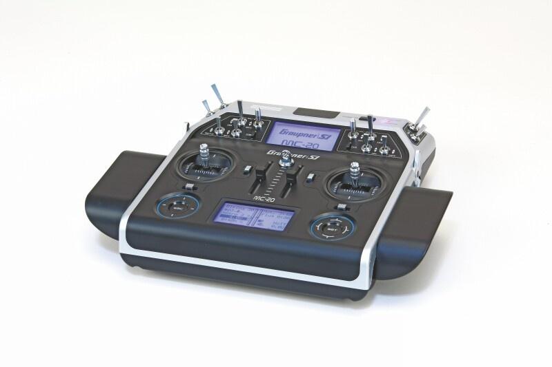 MC-20 HoTT 2.4 GHz Einzelsender