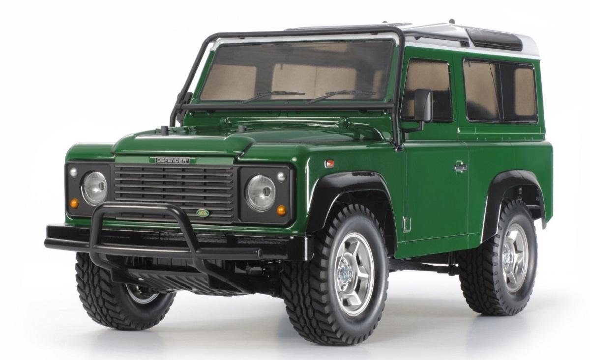 Land Rover Defender 90 CC-01 1:10