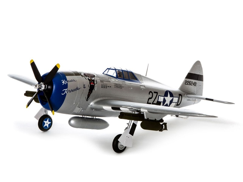 E-flite P-47 Razorback 1200mm PNP