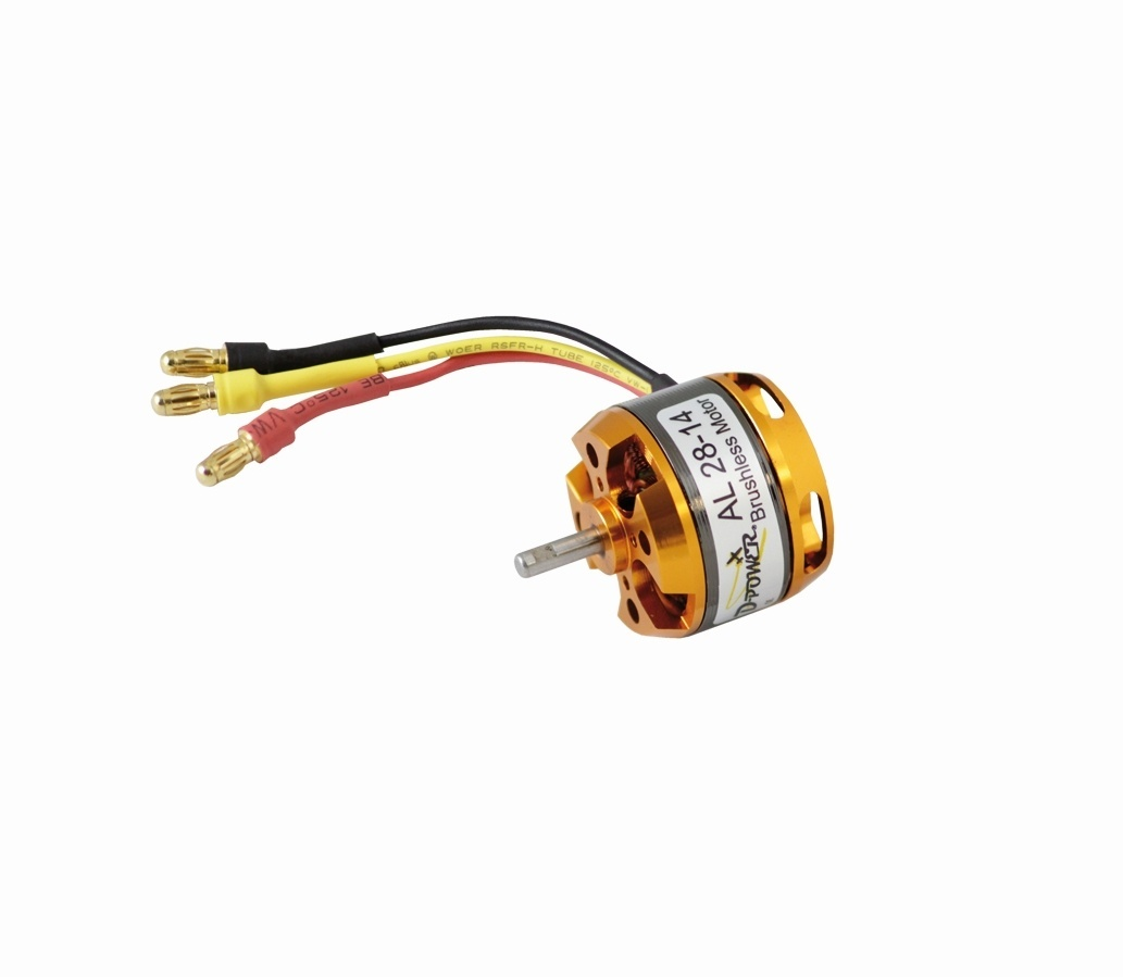 D-Power AL 28-14 Brushless Motor
