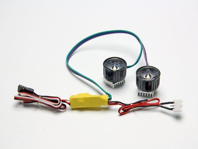 PICHLER LED Scheinwerferset 22mm High Power