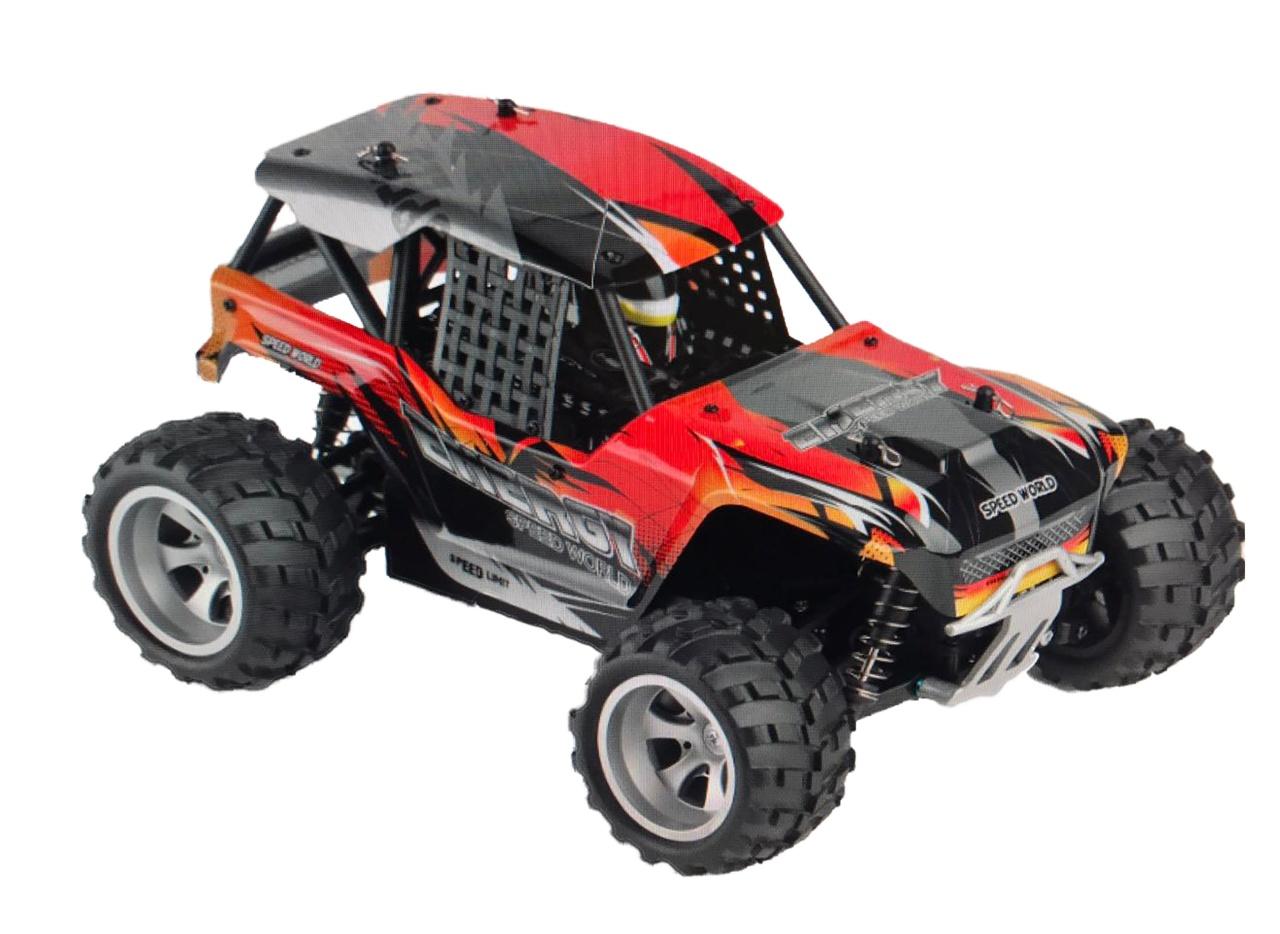 MonsterTronic Energy Racer 1:18