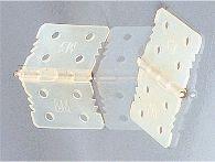 Ruderscharniere 16x34mm 10 Stück
