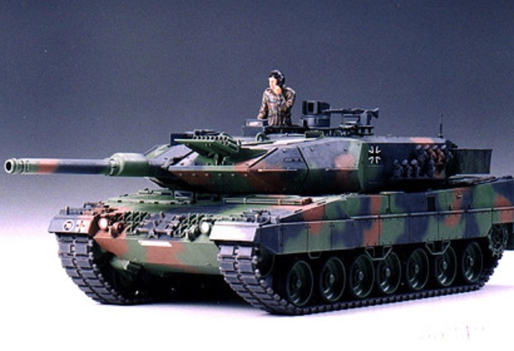 1:35 Bundeswehr Leopard 2A5