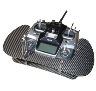 Senderpult MX12,16,20  Carbon 2mm Montageset