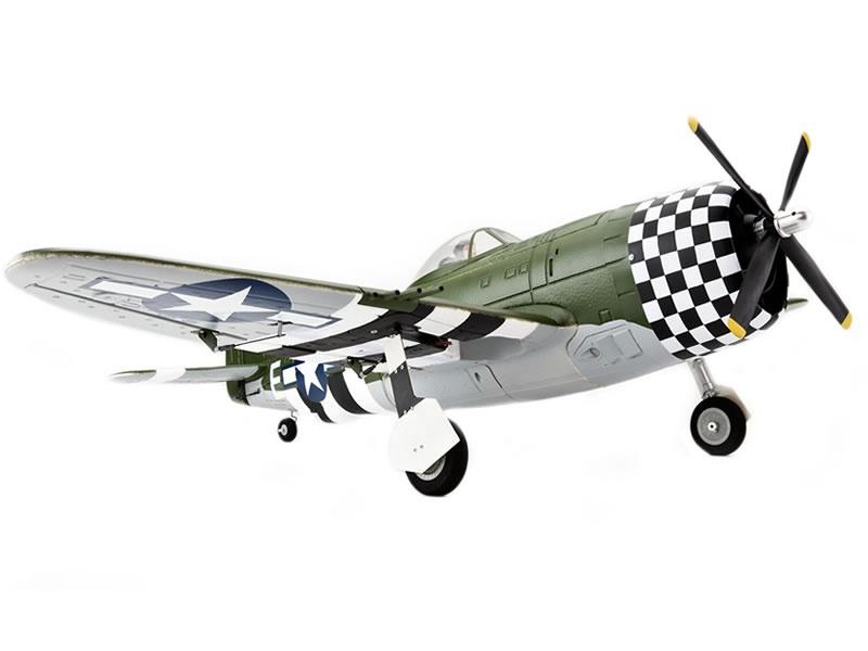 E-Flite P-47D Thunderbolt 1070mm PNP