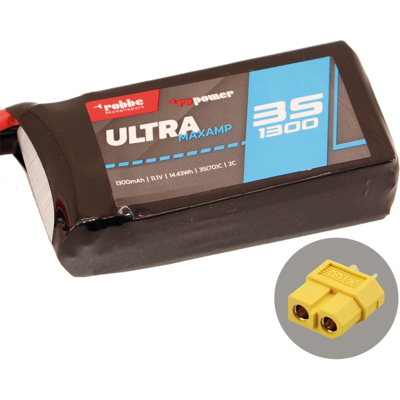 Ultra Max Amp 3S 1300mAh