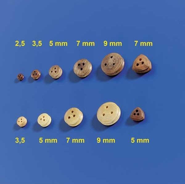 Jungfern  7 mm(10Stk)