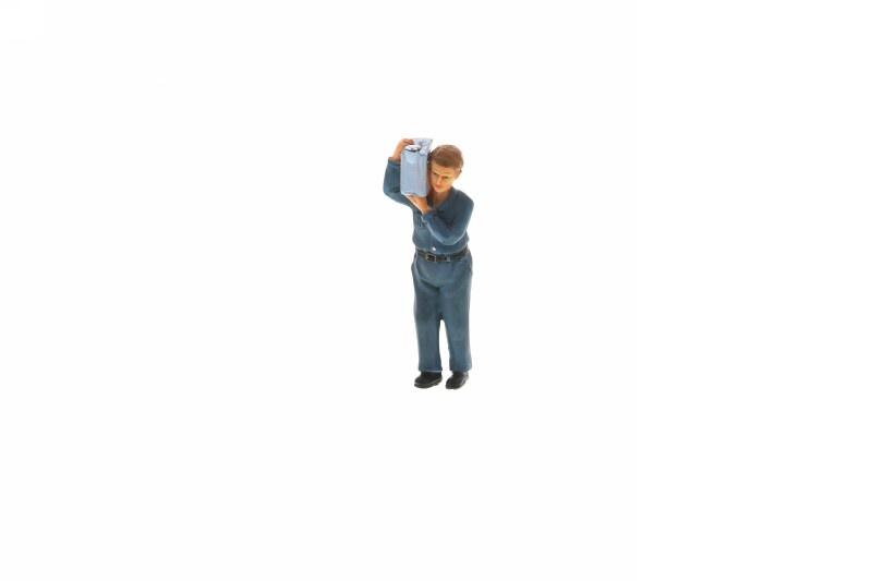 Mechaniker, stehend, M1:20