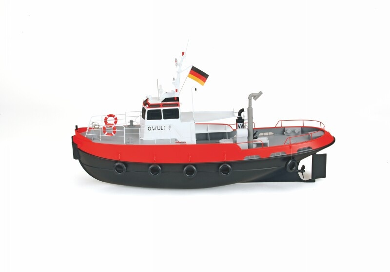 WP Taucher O.Wulf 6 RC Boot