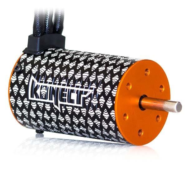 Brushless Motor SCT 3660SL 2750KV 1:10