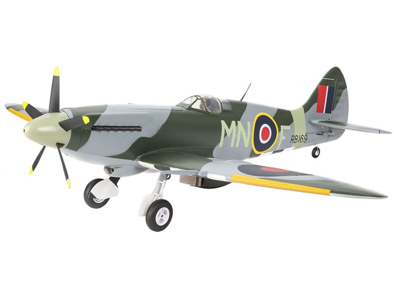 E-flite Spitfire Mk XIV 1200mm AS3X SAFE BNF Basic