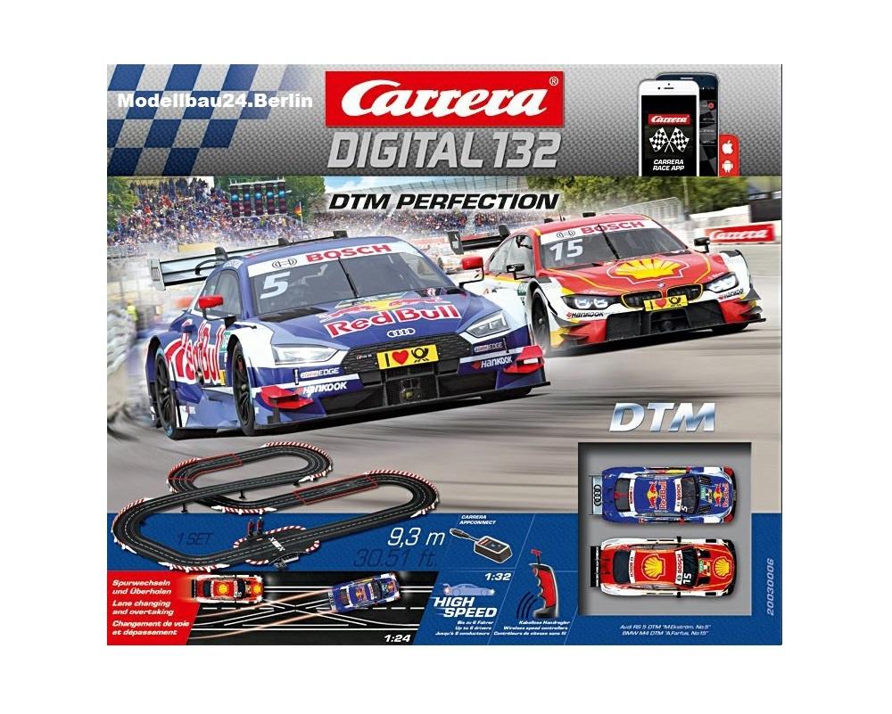 Carrera DTM Perfection DIGITAL 132