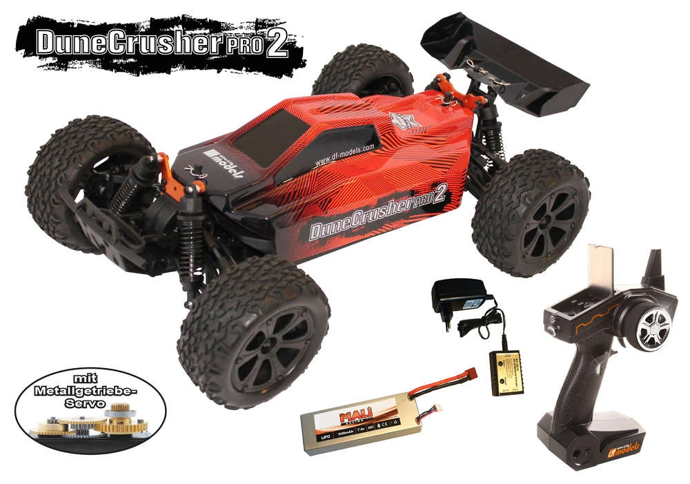 Dune Crusher PRO-2 brushless RTR